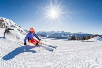 Skifahren in Südtirol: Winterurlaub im Hotel Alpenfrieden. © TVB Kronplatz,Harald Wisthaler