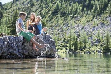 Sommerurlaub Familie in Südtirol! Im Berghotel Alpenfrieden im Ahrntal. © TVB Kronplatz, Alex Filz