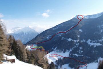 Skitouren in den Zillertaler Alpen