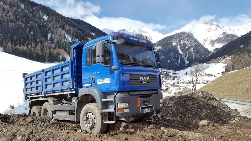 Umbau im Berghotel Alpenfrieden in Südtirol.