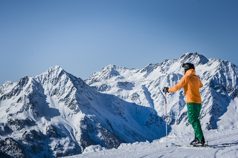 Genieße die Gratis-Skipass-Wochen im Alpenfrieden im Ahrntal. ©TVB Kronplatz, Hansi Heckmair