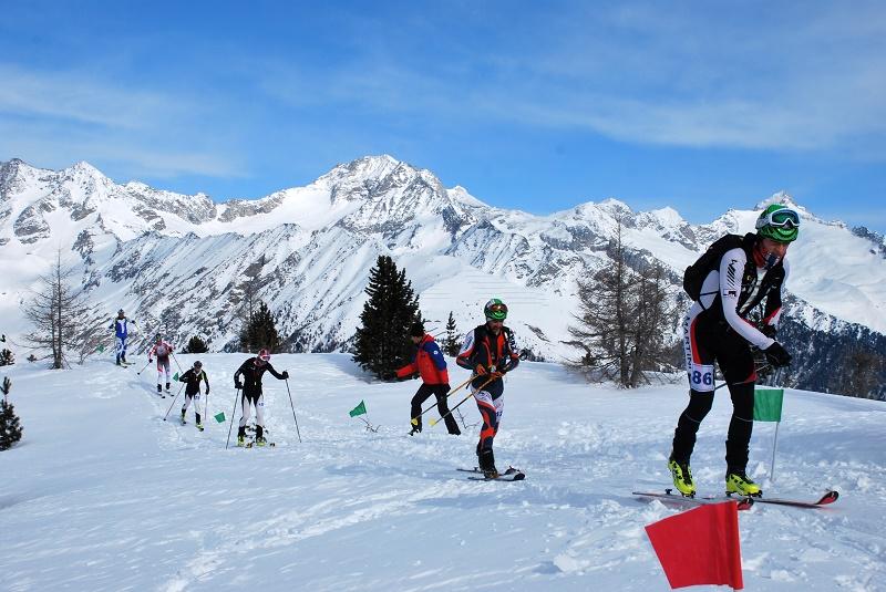 Winterurlaub in Südtirol und das SkiAlpRace 2018 erleben.