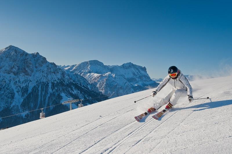 Skifahren im Ahrntal: Kronplatz Winterurlaub 2017/2018. ©Harald Wisthaler/TVB Kronplatz